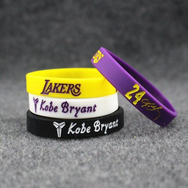 Kobe Bryant wristband