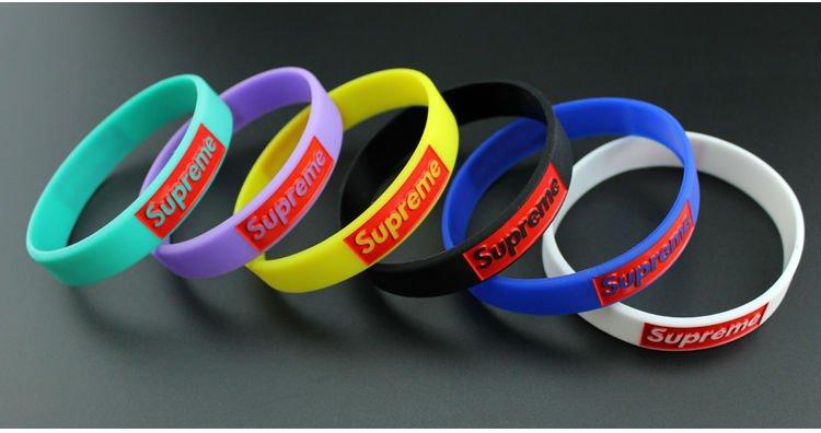 Silicone Wristband Supreme