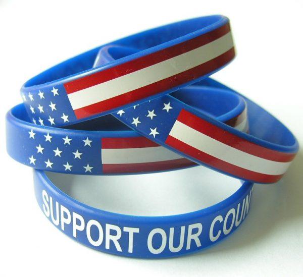 rubber bracelets